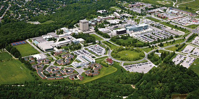 Photo of Brock University