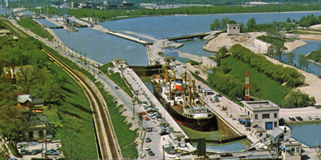 Photo of The Welland Canal