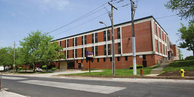 Photo of Thorold Secondary School