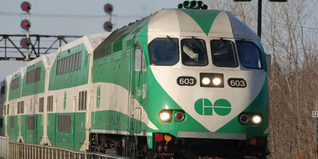Photo of GO Transit