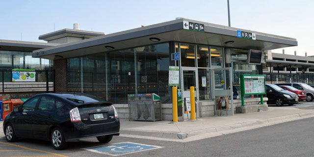 Photo of Go Clarkson Station
