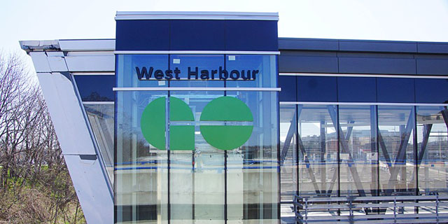 Photo of Go West Harbour Station